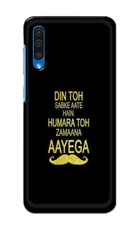 PM PRINTS Back Cover For Samsung Galaxy A50 (Multi)