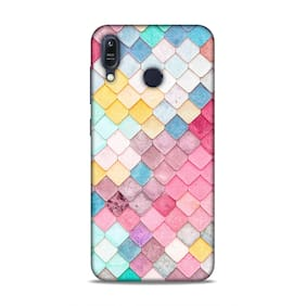 PM PRINTS Back Cover For Asus Zenfone Max M1 (Multi)