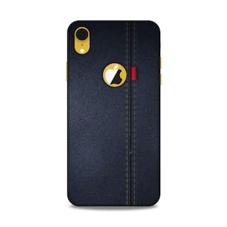 PM PRINTS Back Cover For Apple iPhone XR (Multi)