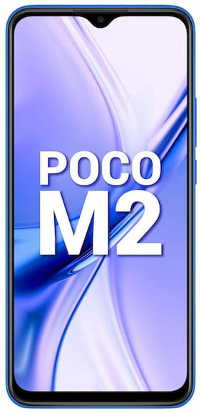 Poco M2 6 GB 128 GB Slate Blue
