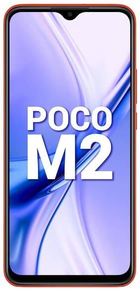 Poco M2 6 GB 64 GB Brick Red