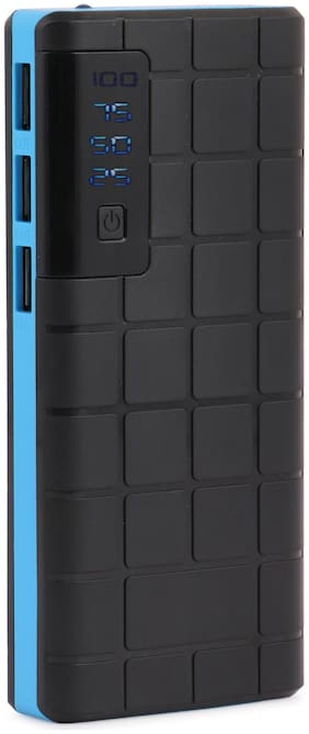 POMICS 15000 mAh Power Bank - Blue