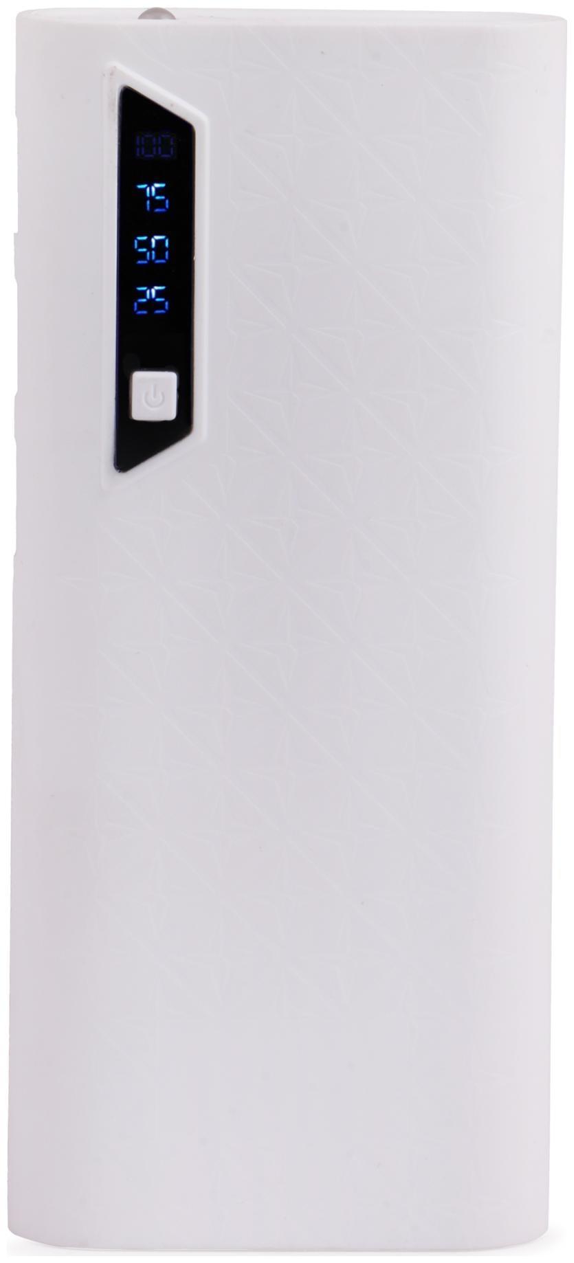 POMICS 15000 mAh Power Bank - White