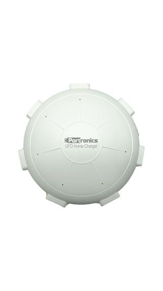 Portronics POR-343 Multi Pin Charger (White)