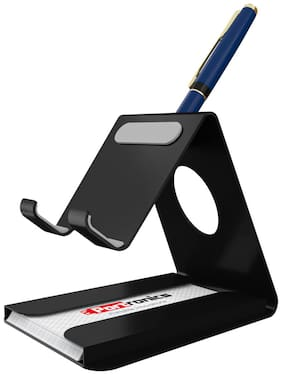 Portronics Aluminium Desktop Holder Mobile Holder