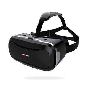 Portronics POR-714 Saga VR Box Virtual Reality Headsets with ultra - superior quality polished HD optical lenses 3d glasses for mobile,high quality vr box