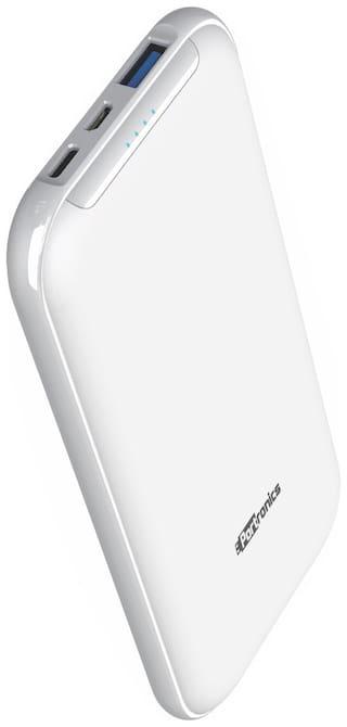 Portronics POR-1012 10000 mAh Power Bank - White