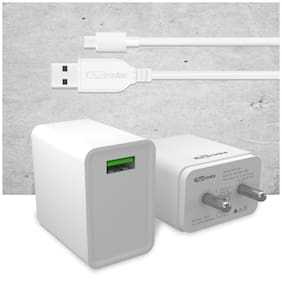 Portronics POR 1104 3 A Fast Charging Wall Charger - 1 USB Port