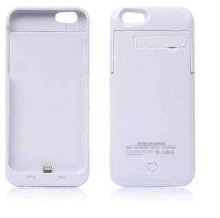 Power bank ,Back Cover cum CHARGING CASE 3200 mah for IPHONE 6/6S