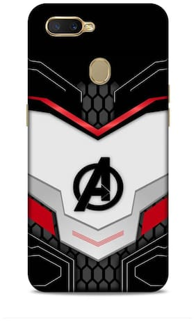 Printastic Plastic Back Cover For Oppo A5s (AX5s) ( Multi )