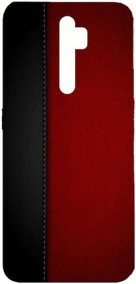 PRINTKING Silicone Back Cover For Oppo A5 2020 ( Multi )