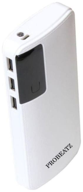 probeatz R5-IK12 10000 mAh Power Bank - White