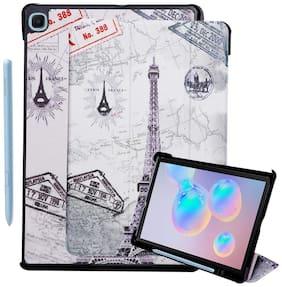 ProElite Flip Cover For Samsung Galaxy Tab S6 Lite Multi
