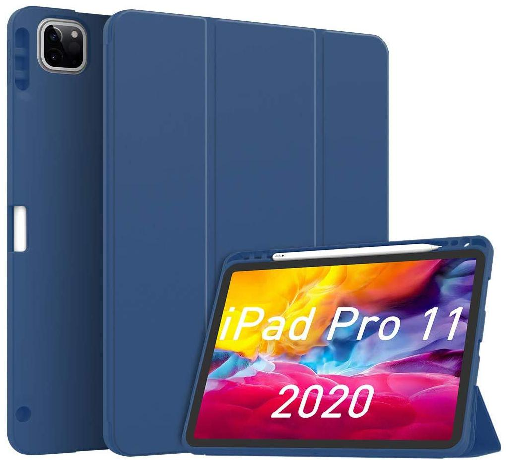 ProElite Flip Cover For Apple iPad Pro 11 inch Blue by Elites Accessories