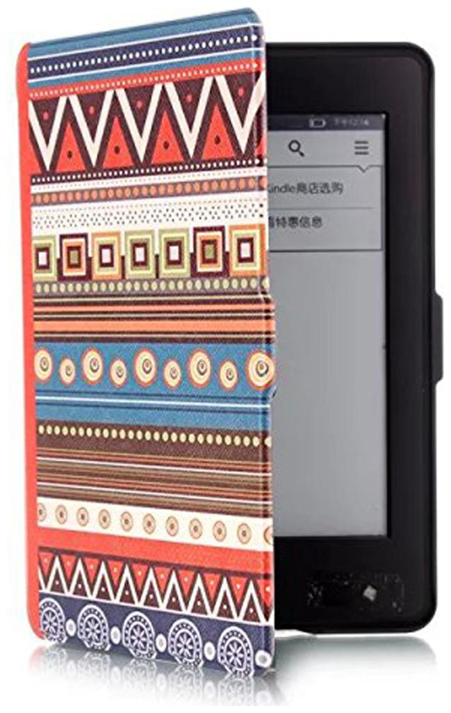ProElite Retro Book Cover For Kindle Wifi eReader 7th Generation