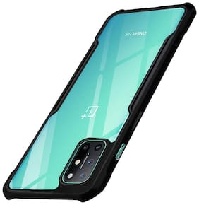 RAGRO Back Cover For OnePlus 8T Black