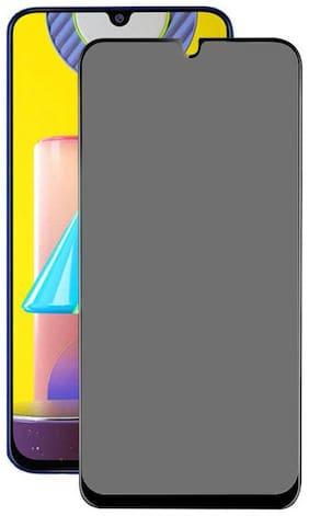 Ragro's unbreakable flexible ceramic matte temperd glass for Samsung Galaxy M31