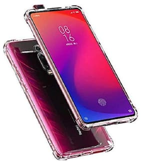 RAKULO Silicone Back Cover For Xiaomi Redmi K20 Pro ( Transparent )
