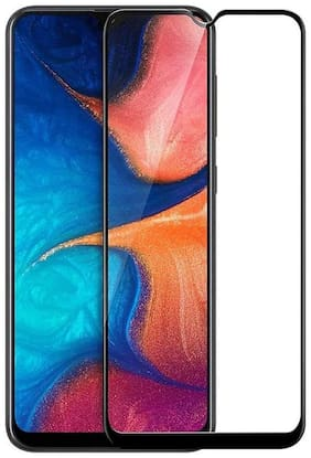 Samsung Galaxy A30s Edge To Edge Tempered Glass By Ravbelli