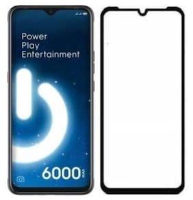 Tecno Spark Power 2 Edge To Edge Tempered Glass By Ravbelli