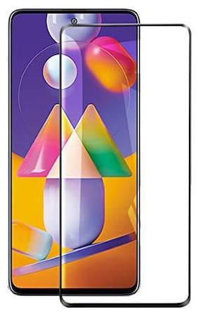 Samsung Galaxy M31s Edge To Edge Tempered Glass By Ravbelli