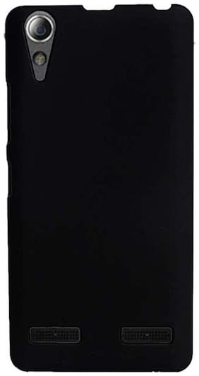 reputable site 69b86 76f8c Buy Amzer Back Cover Case For Lenovo Vibe P1m (Black) Online at Low ...