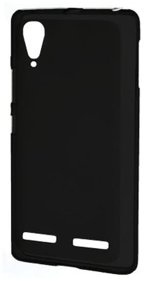 RDcase Back Cover For Lenovo A6000 (Black)