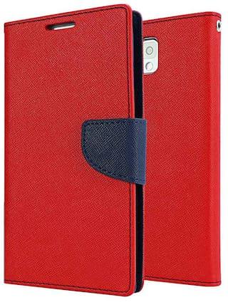 outlet store 3716b a6667 RDcase Flip Cover For Asus Zenfone 2 Laser ZE550KL (5.5 inches) ZE550KL  (Red)
