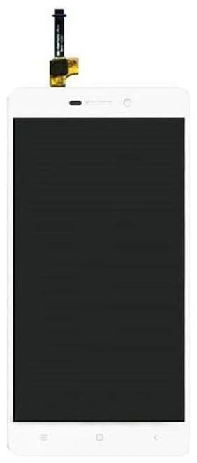 RDG Premium Display for Xiaomi Redmi 3s Prime White Complete Folder Display