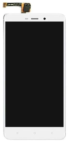 RDG Premium Display for Xiaomi Redmi 4 Prime White Complete Folder Display