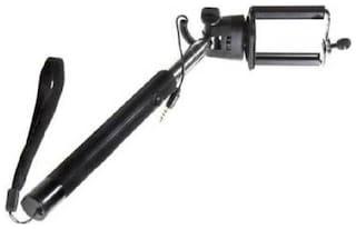 RDS Black Cable Selfie Stick