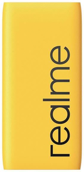 RealMe Power bank 2 10000 mAh Fast Charging Power Bank - Yellow