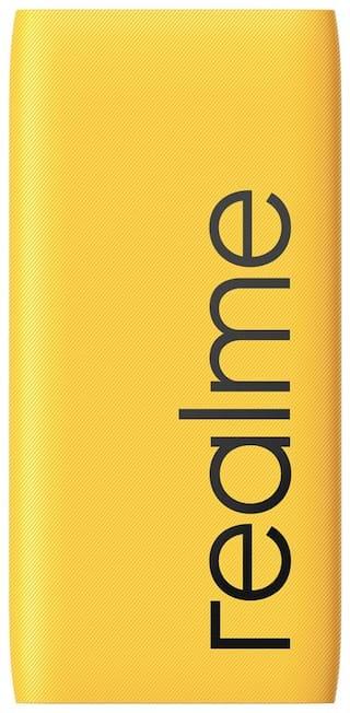 RealMe Power bank 2 10000 mAh Portable Fast Charging Power Bank - Yellow