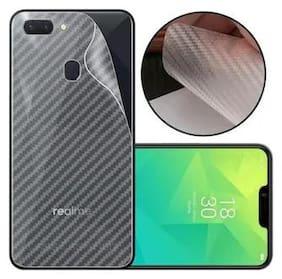 Realme 2 Pro Transparent 3D Mobile Skin for Back