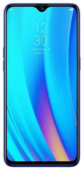 Realme 3 Pro 4 GB 64 GB Nitro Blue