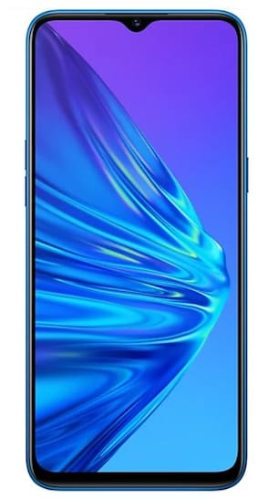 Realme 5 3 GB 32 GB Crystal Blue