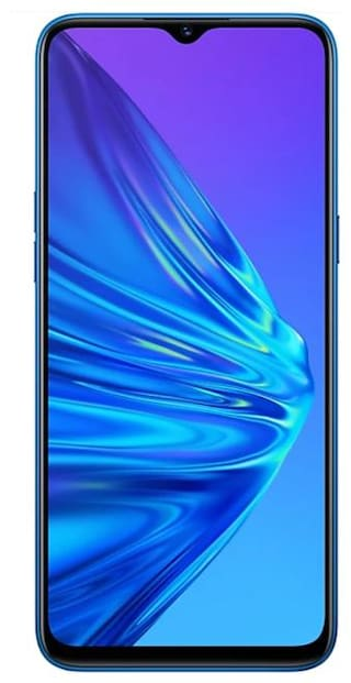 Realme 5 3 GB 32 GB Crystal Blue