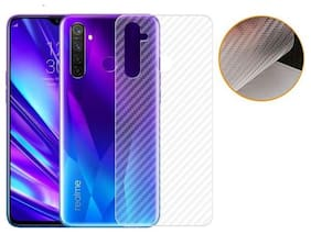 Realme 5 Transparent Mobile Skin for Back