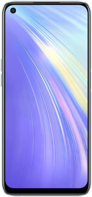 Realme 6 8 GB 128 GB Comet White