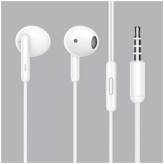 realme Buds classic In-Ear Wired Headphone ( White )
