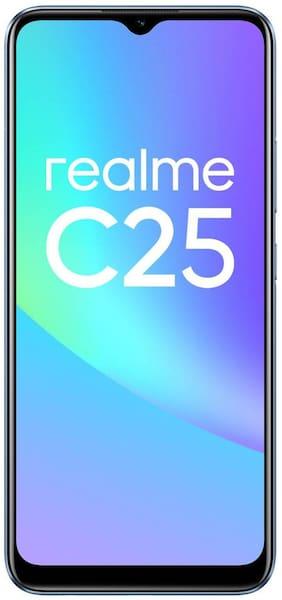 Realme C25 4 GB 128 GB Watery Blue