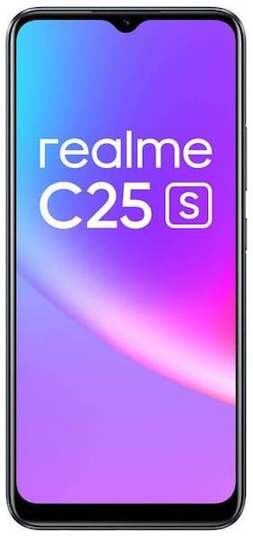 Realme C25s 4 GB 128 GB Watery Grey