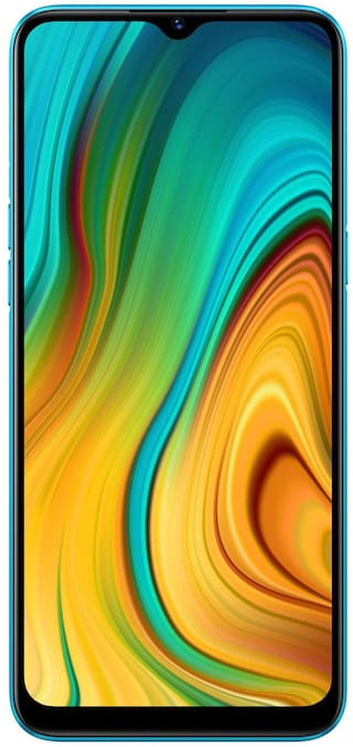 realme C3 4 GB 64 GB Frozen Blue