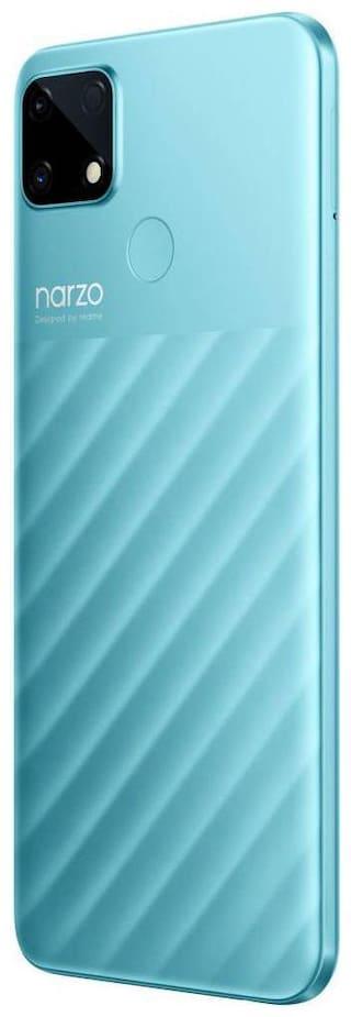 Realme Narzo 30A 3 GB 32 GB Laser Blue