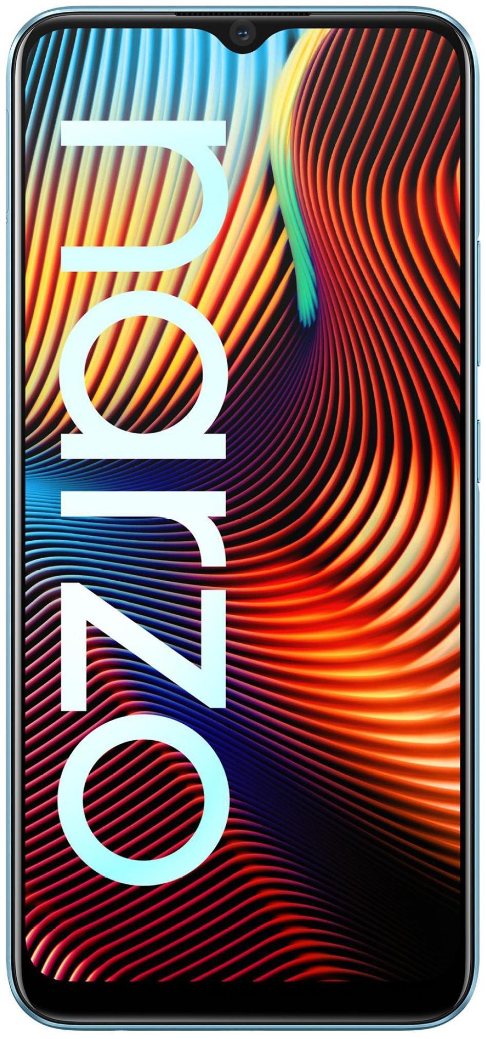 Realme Narzo 20 4 GB 128 GB Victory Blue