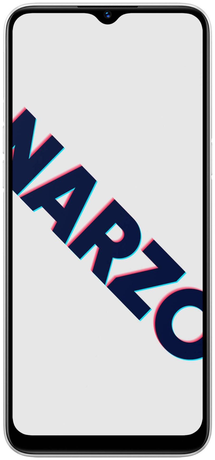 Realme Narzo 10A 4 GB 64 GB So White