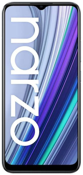 Realme Narzo 30A 4 GB 64 GB Laser Black
