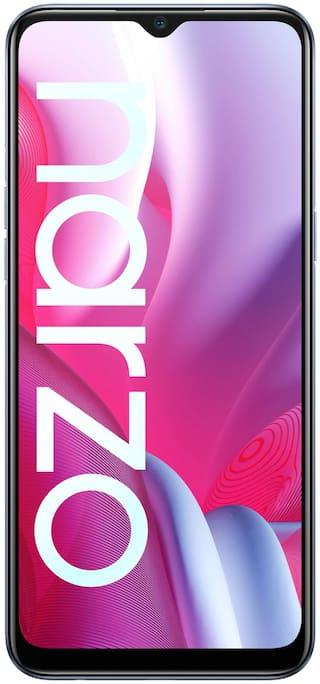 Realme Narzo 20A 4 GB 64  GB Glory Sliver
