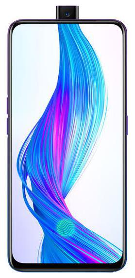 Realme X 8 GB 128 GB Space Blue
