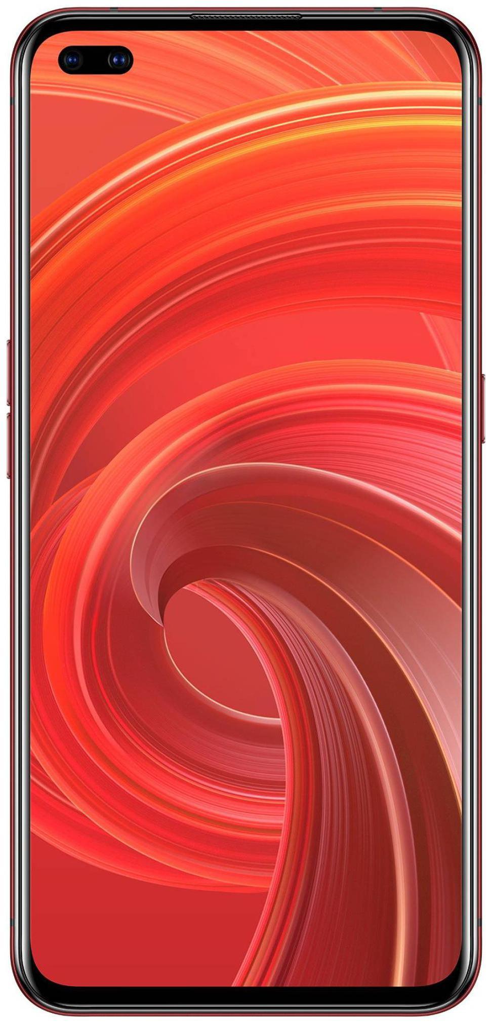 Realme X50 Pro 12 GB 256 GB Rust Red